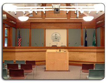 Court Room Acoustics