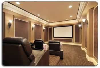 Luxury Home Theater Acoustics