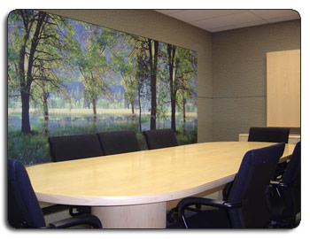 Hospital - Doctors - Consultation Meeting Rooms - Decorative Artwork Walls
