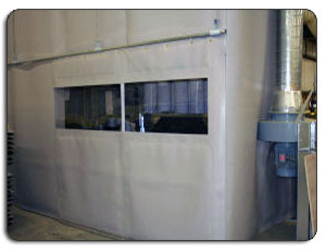 Factory Noise Control Walls Enclosures for Plant Equipment