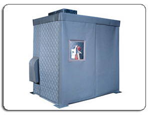 Portable Sound Solution Enclosures Available Variety of Sizes
