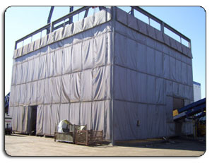 Industrial Sound Control Enclosures