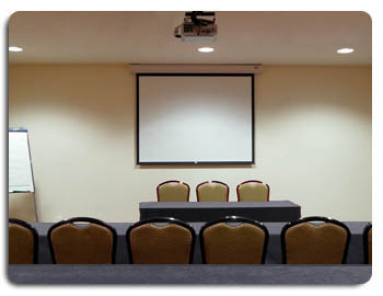 Projection Screens Conference Rooms