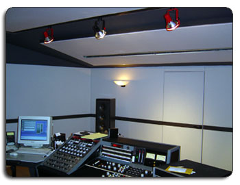 Recording Studio Noise Control Walls and Ceilings