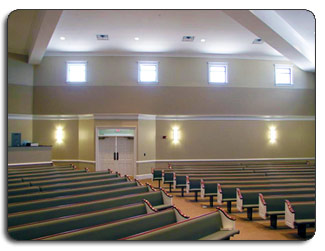 Congregation Acoustics and Sound Solutions