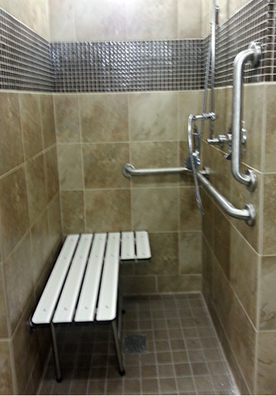 Snap Wall Shower Stalls Partitions Safety Grab Bars Benches