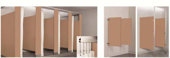 Toilet Stall Partitions