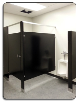 Snap Wall Toilet Partition Division Gallery Toilet Partitions - Public bathroom stall dividers