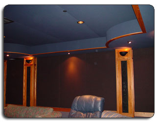 Home Theater Rooms / Video Conference Rooms